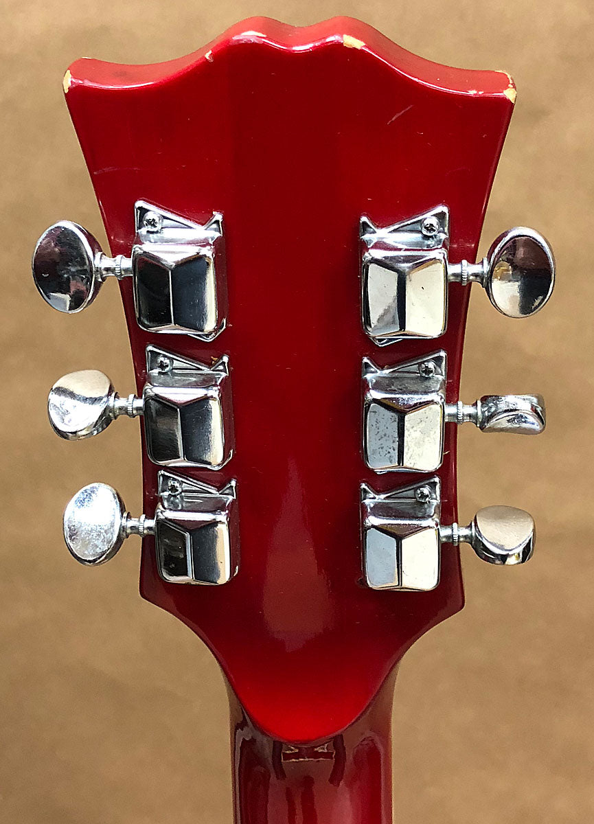 Vintage 1960s Silvertone Electric Guitar Chicago Pawners Jewelers