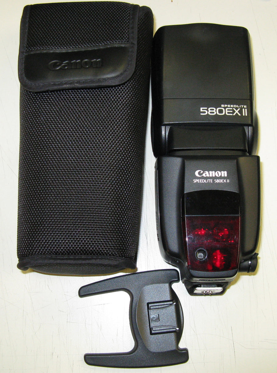 Canon Speedlite 580EX II Flash - Chicago Pawners & Jewelers