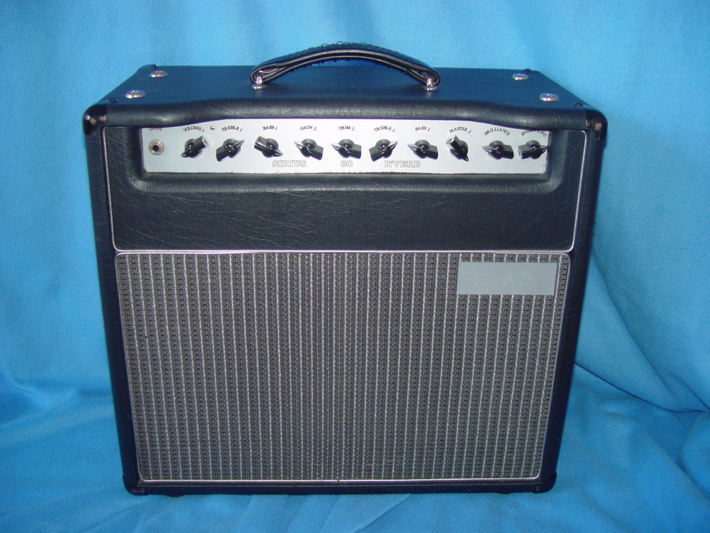 Star Amps Sirius 30 R'verb 1x12 Combo