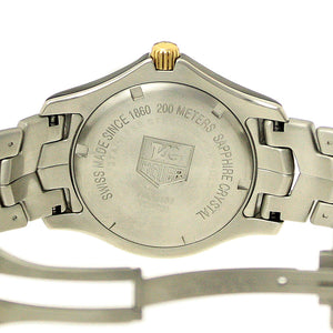 TAG Heuer Link Diamond Dial