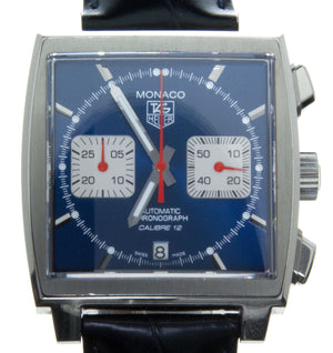 TAG Heuer Monaco Chronograph - Chicago Pawners & Jewelers