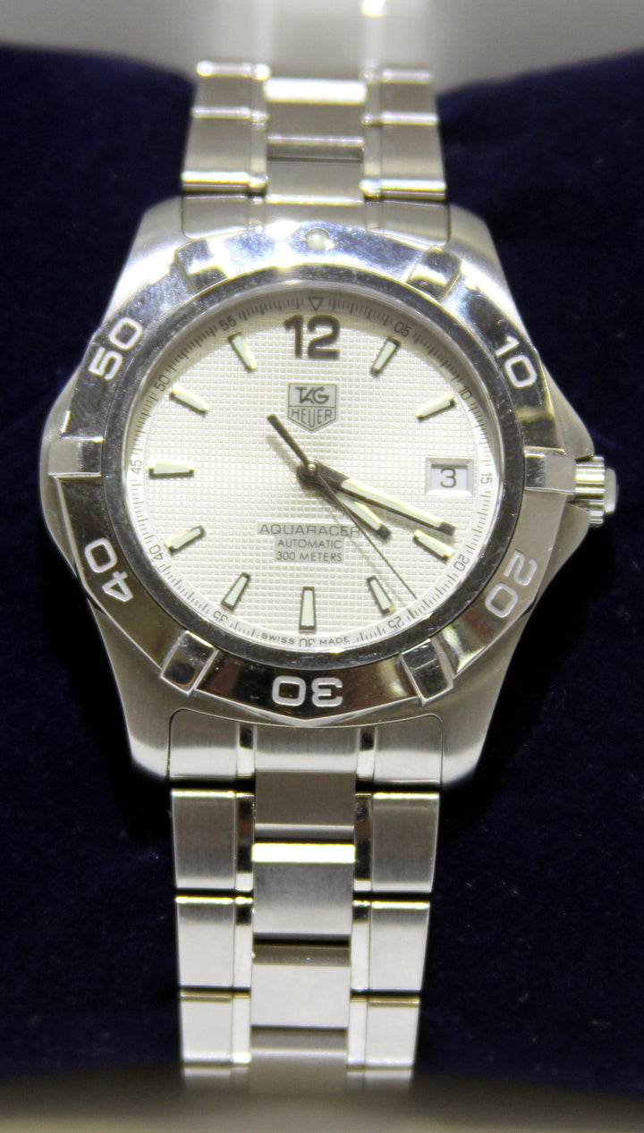 TAG Heuer Aquaracer 2000 - Chicago Pawners & Jewelers