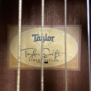 Taylor Swift Baby Taylor Travel Guitar - Chicago Pawners & Jewelers