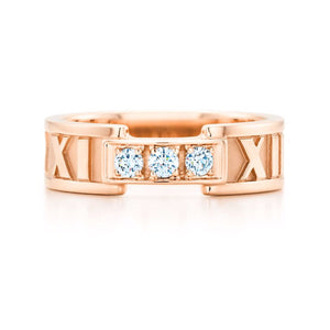 Tiffany & Co. Atlas Diamond Ring - Chicago Pawners & Jewelers