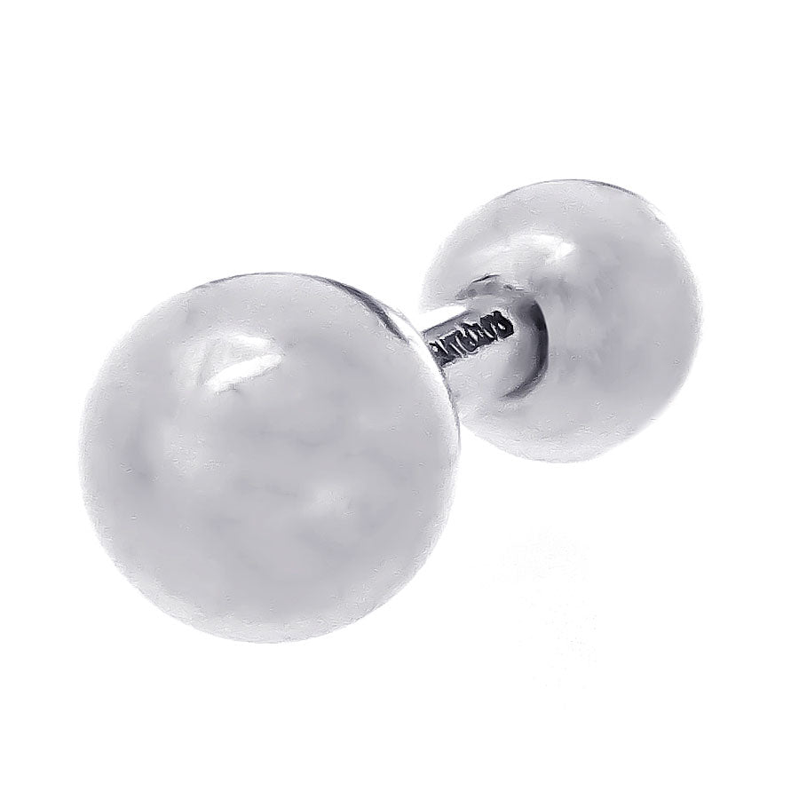 Tiffany & Co. Barbell Cufflinks