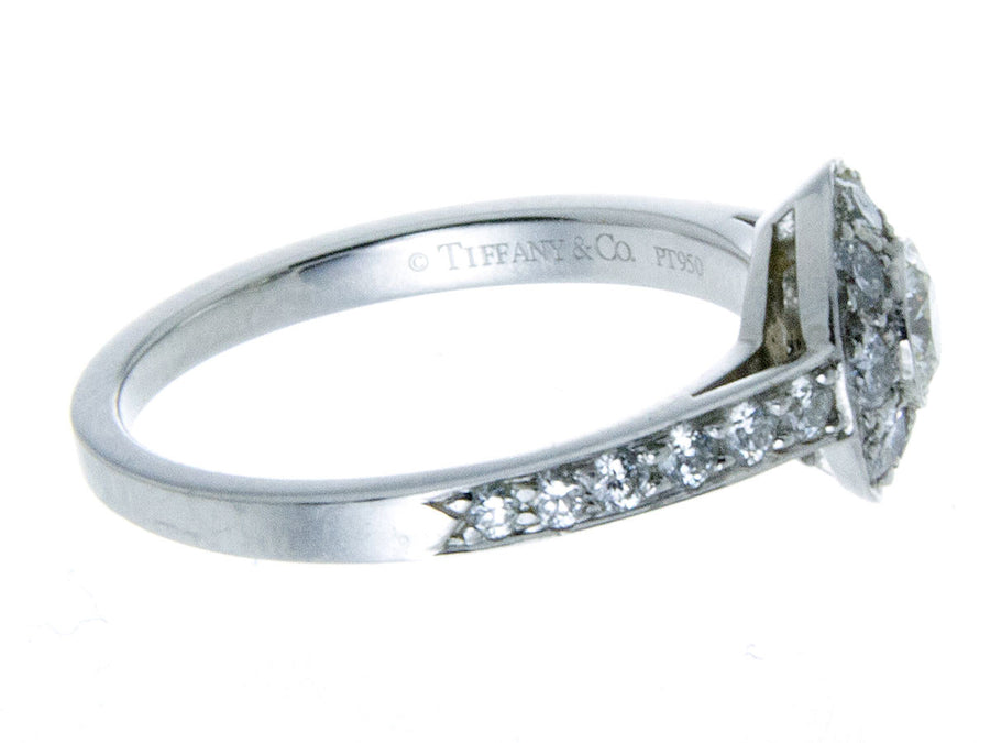 024c4fbfd8c6d Tiffany & Co. Circlet Platinum Diamond Ring – Chicago Pawners & Jewelers