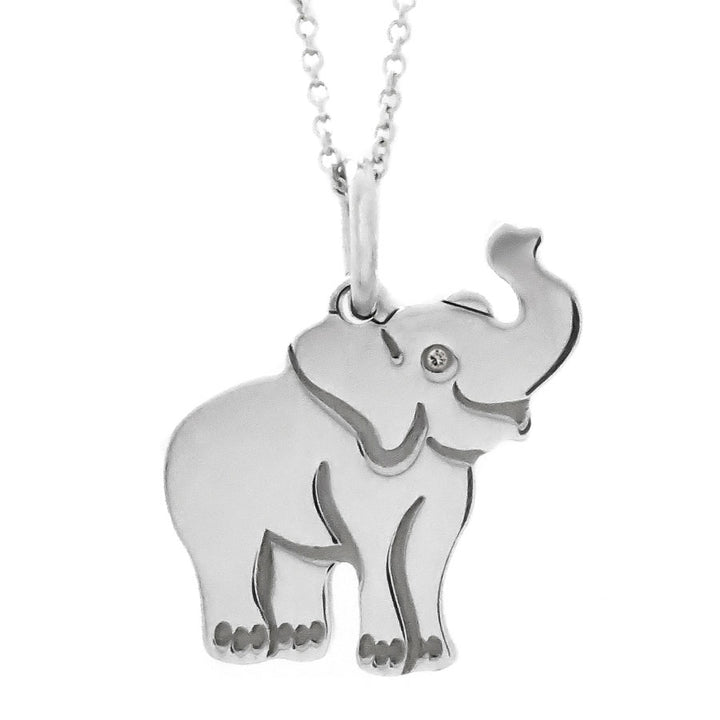 Tiffany & Co. Elephant Never Forgets Charm - Chicago Pawners & Jewelers