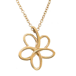 Tiffany & Co. Paloma Picasso Villa Flower Pendant - Chicago Pawners & Jewelers