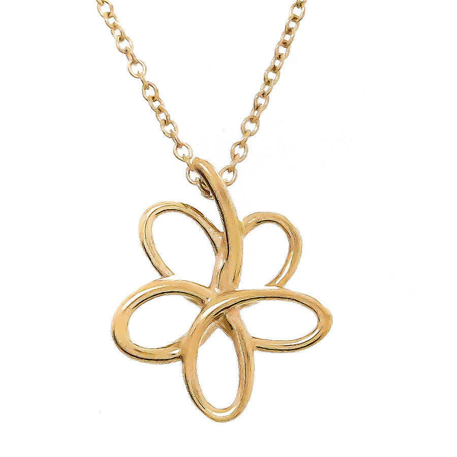 Tiffany & Co. Paloma Picasso Villa Flower Pendant