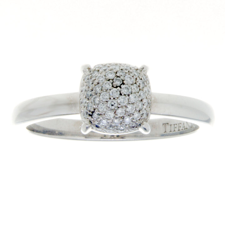 Tiffany & Co. Paloma's Sugar Stacks Diamond Ring