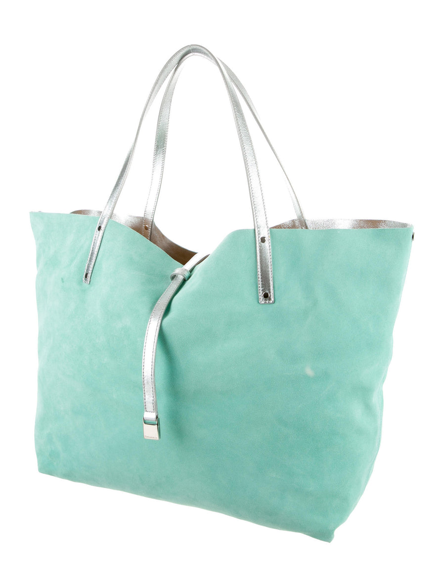Tiffany & Co. Reversible Tote - Chicago Pawners & Jewelers
