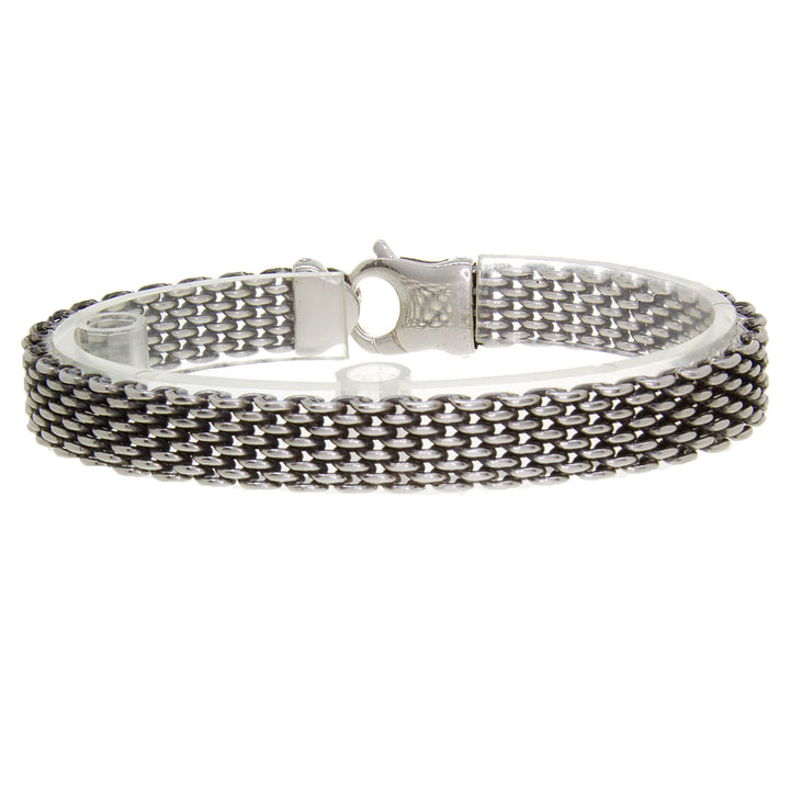 Tiffany & Co. Somerset Mesh Bracelet - Chicago Pawners & Jewelers