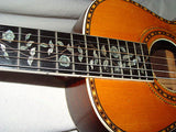 1900s Washburn Style 150 Tree Of Life Inlay *** Super Rare ***