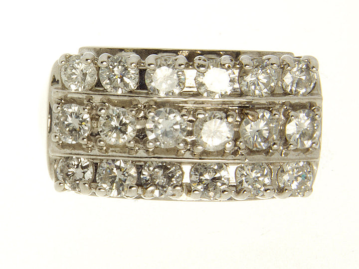 1950s 2.00ct Diamond Anniversary Band - Chicago Pawners & Jewelers