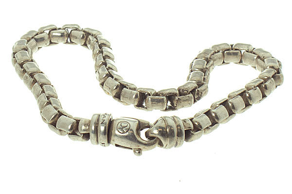 David Yurman Box Chain Bracelet - Chicago Pawners & Jewelers
