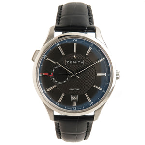 Zenith Captain Dual Time Watch