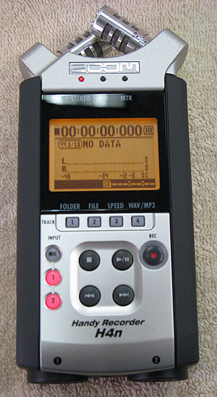 Zoom H4n Mobile 4-track Recorder - Chicago Pawners & Jewelers