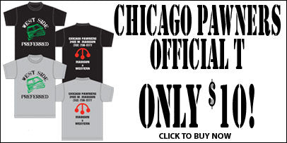 Chicago Pawners Official T