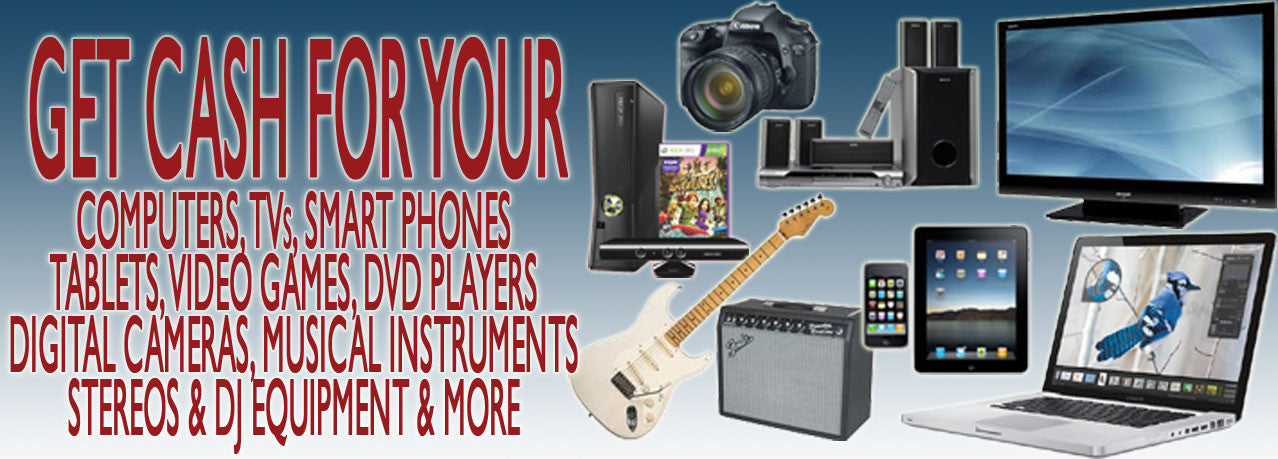 Get Cash For Your Electronics