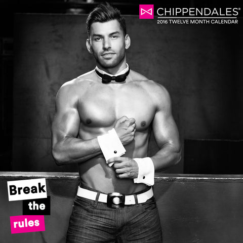 2016 Break the Rules Calendar
