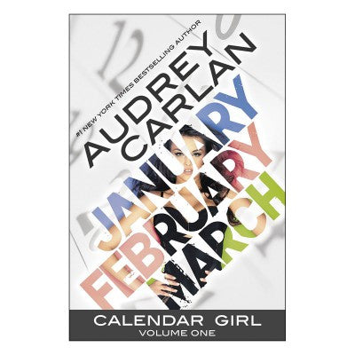 Calendar Girl Volume 1 - Romance Novel