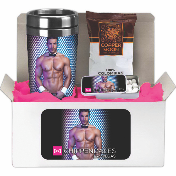 Chippendales Coffee Gift Set: Jon Howes - las Vegas Male Revue