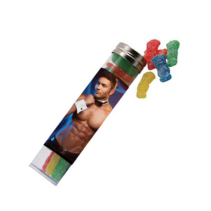Chippendales Mancandy Sour Patch Kids