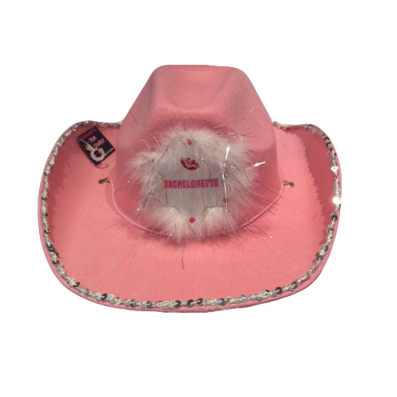 Bachelorette Party Cowboy Hat