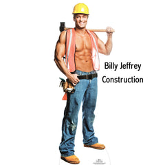 Billy Jeffrey - Construction