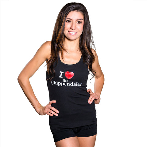 I <3 The Chippendales Tank