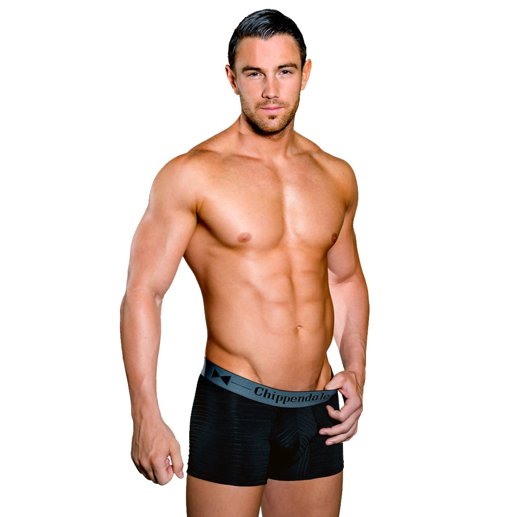 Chippendales Black Boxer Brief