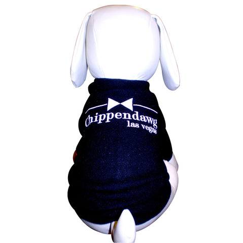 Chippendawg - Black Puppy Tee