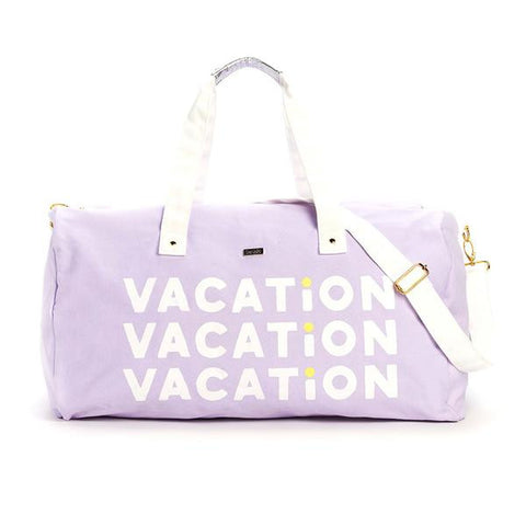 The Getaway Duffle Bag - Vacation