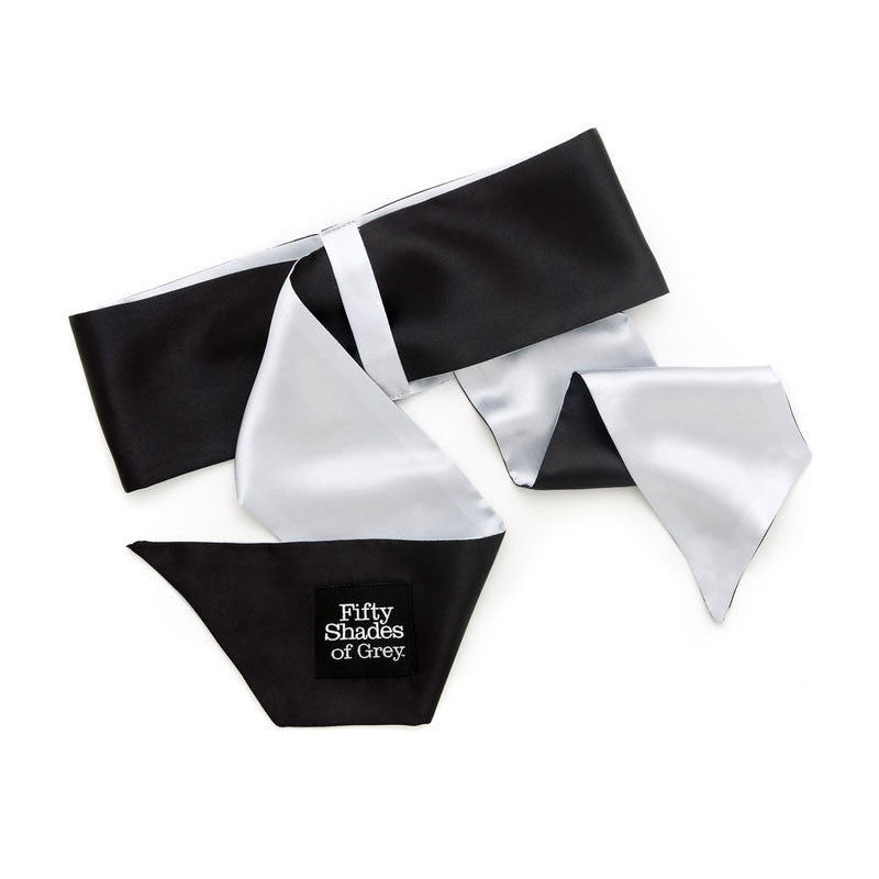 Official 50 Shades of Grey Soft Limits Wrist Tie