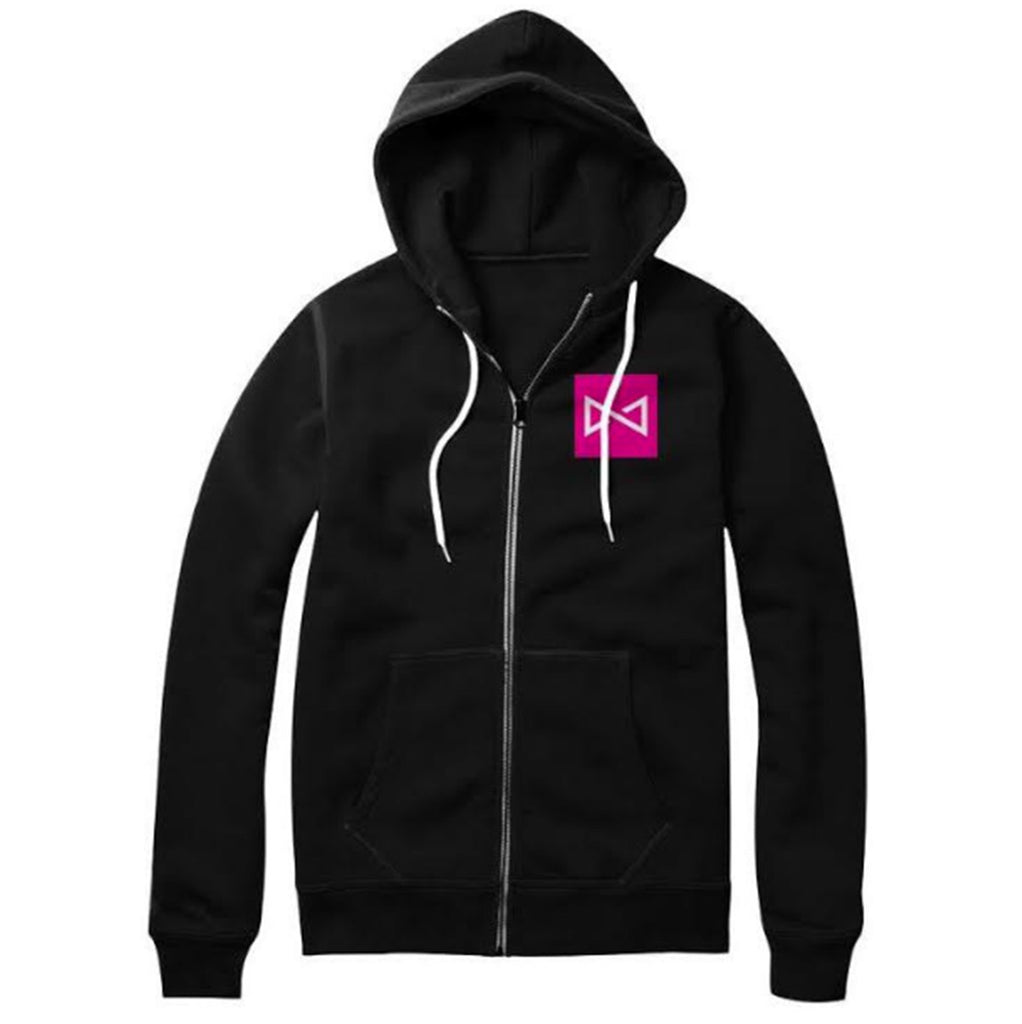 Chippendales Zip Up Hoodie