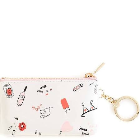 Girls Just Wanna Have Fun Zip Zip Pouch