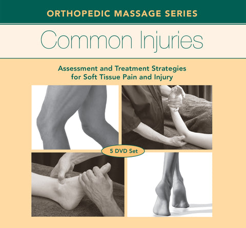 5-Disc Common Injuries Series *UPDATED CONTENT*
