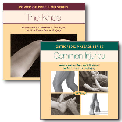 The Knee & Common Injuries Series: Special Combined Discount