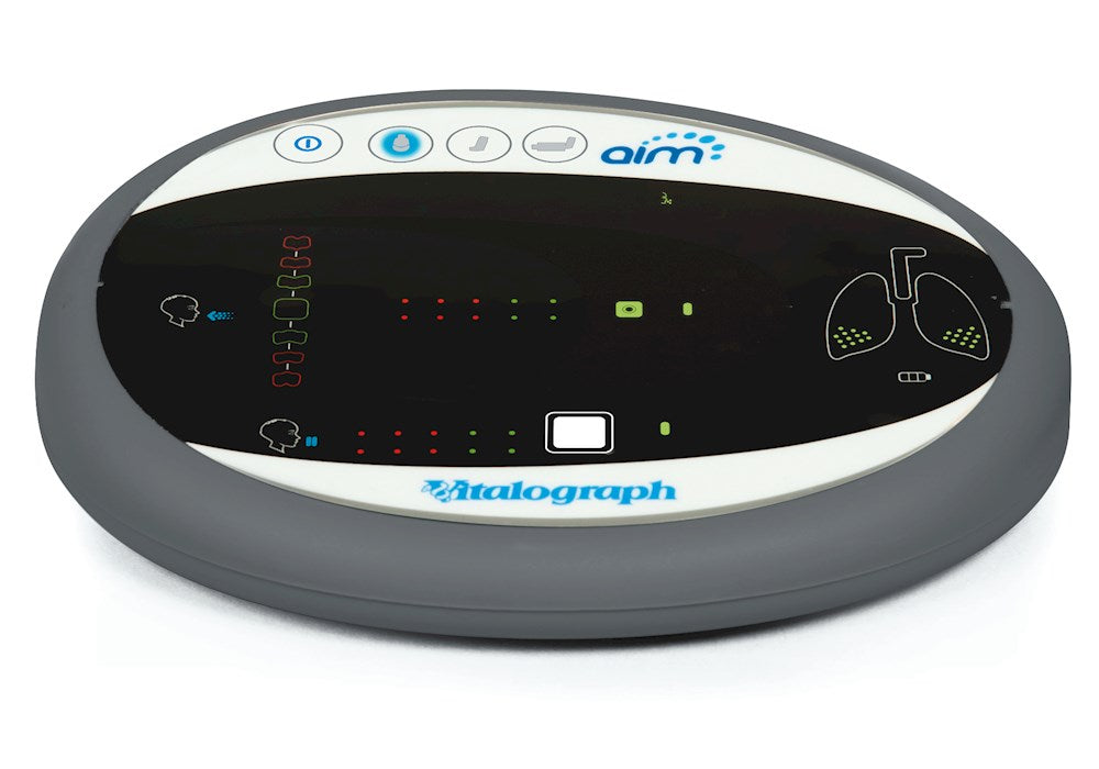 Vitalograph AIM™ (Aerosol Inhalation Monitor)