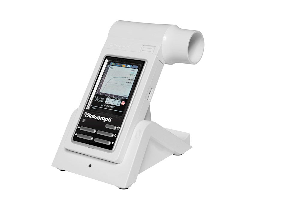 In2itive™ Spirometer with Spirotrac V Software & USB Cradle