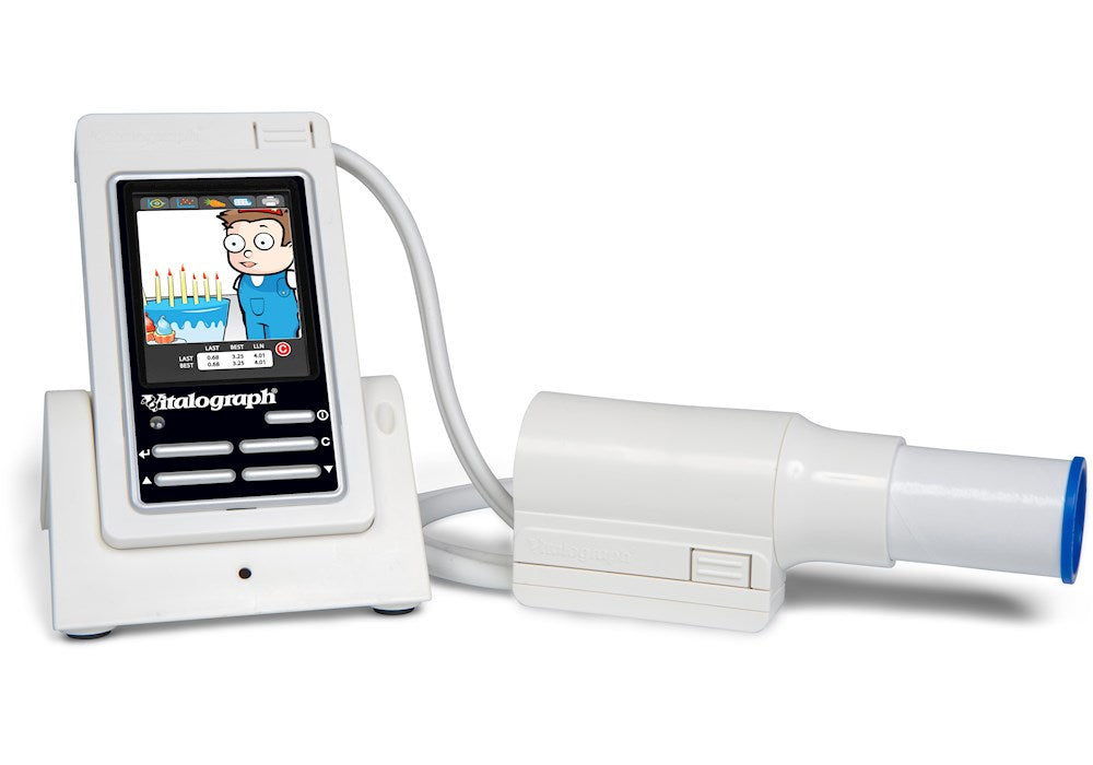 Remote Flow Head Kit for Micro or In2itive Spirometer