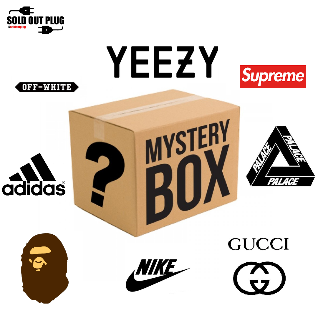 Hypebeast Designer Mysteries box Sneakers Clothing and much more
