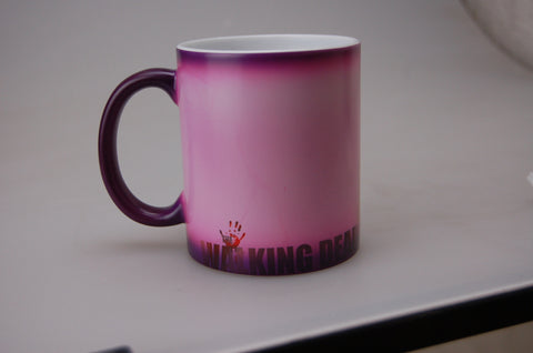 Image of The Walking Dead Color Changing Mug