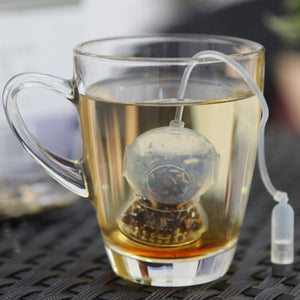 Tea Diver Tea Infuser - Sunshine & Some Tea