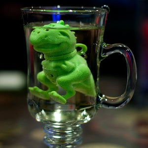 Tea Rex Beverage Infuser - Sunshine & Some Tea