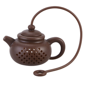 Tea Pot Styled Tea Infuser For Steeping Loose Leaf Tea - Sunshine & Some Tea