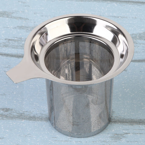 Image of Stainless Steel Tea Filter/Strainer - Sunshine & Some Tea