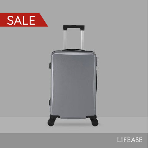 "Matte 20"" Carry-on Hardside Luggage"