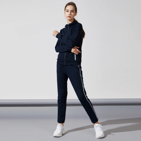 Women's Slim-fit Straight Sweatpants - Lifease