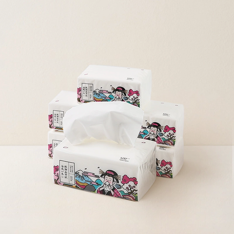 3-Layer Soft Facial Tissue